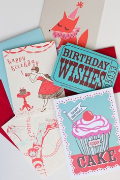 charming birthday invites