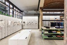 Freitag store, Milan - Italy