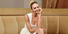 Candice Swanepoel Is Expecting Her First Child