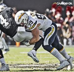 Joey Bosa Ohio state product with his first NFL game.