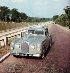 Talbot Lago Record, 1952