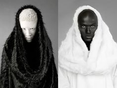 Papis Loveday and Shaun Ross