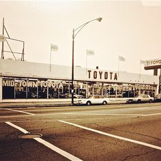 Midtown Toyota back in the day! Automotive Group, Throwback Thursday, Back In The Day, Mercedes Benz, Toyota, Nostalgia, Street View, Instagram Posts