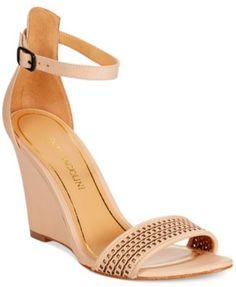 Enzo Angiolini Raledy Wedge Sandals