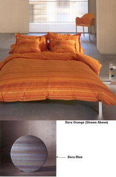Elegant Orange Duvet
