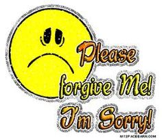 Sharanim Share Animated Messages Please Forgive Me! I'm Sorry! Im Sorry Quotes, All Quotes, Funny Quotes, Qoutes, Life Quotes, Sorry Images, Thank You Images, Asking For Forgiveness, Forgiveness Quotes