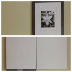 whiteboard for home office. hidden whiteboard for home office
