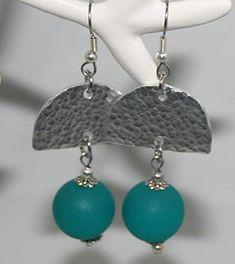 Aluminium, Crochet Earrings, Drop Earrings, Amazon, Jewelry, Fashion, The Moon, Ear Piercings, Schmuck