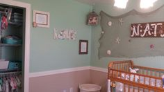 Beach Theme Nursery Decorations
