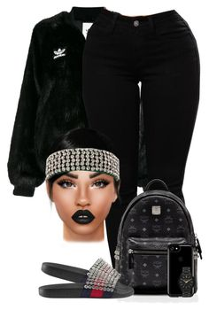 """22 Shots"" by chiamaka-ikaraoha ❤ liked on Polyvore featuring adidas, MCM, Gucci, Speck and Michael Kors"