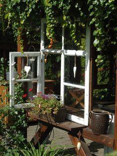 Gartenküchenfenster