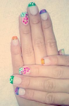 Flores Nails, Flowers, Finger Nails, Ongles, Nail, Nail Manicure