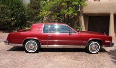 1983 Cadillac Eldorado , my current Cadillac