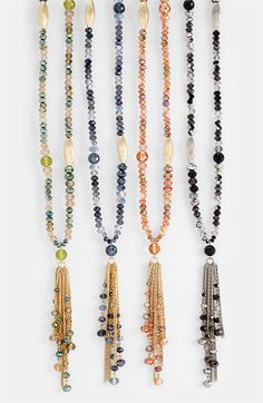 Nordstrom+'Tango+Divine'+Tassel+Necklace+available+at+#Nordstrom