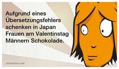 Am 14. März sind dann die Männer dran! Hier mehr: http://www.unnuetzes.com/wissen/5435/japanischer-valentinstag/