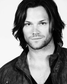 Jared Padalecki...Supernatural..  Can I just run my fingers through your hair? Please?