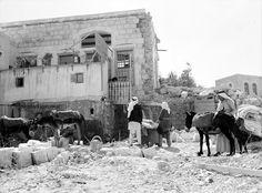 مدينة جنين - فلسطين 1930م  Palestine 1930 m