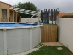 1000 images about water on pinterest ground pools piscine hors sol and pools - Amenagement piscine hors terre ...