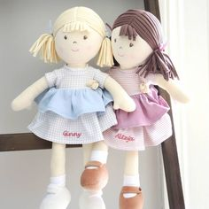 Are you interested in our Personalised Rag Doll for babies? With our Personalized ragdoll for baby girl you need look no further.