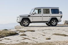 Both of the newly-announced Mercedes G-class models resemble the initial G60 released in 1979 but come with modern twists- as you would expect for an estimated sticker price of £80,000.