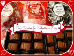 Sees Candies Valentine's Day candy
