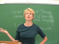 Video 3 in the Bandura Social Cognitive Theory lecture