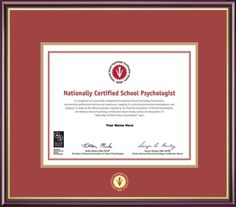 Becoming a Nationally Certified School Psychologist (NCSP)