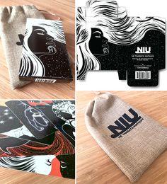 NIU Oracle cards 7 April - 6 May https://www.kickstarter.com/projects/bwaipuka/niu-oracle-cards