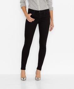 Sehr körperbetonter Schnitt und starker Materialmix: Die Innovation Super Skinny aus 88% Baumwolle, 8% Polyester und 4% Elastan präsentiert sich nicht nur perfekt in Linie und Passform, der elastische Materialmix bietet ihrer Trägerin auch einen unglaublich tollen Tragekomfort. Ein überzeugendes Jeans-Konzept, das ebenso innovativ wie sexy ist....
