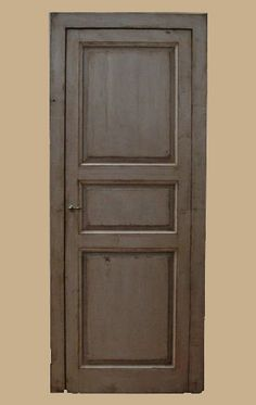 Reproductions of antique italian painted doors - Porte del Passato Italian Doors, Painted Doors, Miniature Dolls, Craftsman, Tall Cabinet Storage, Shabby Chic, Mani, Antiques, Furniture