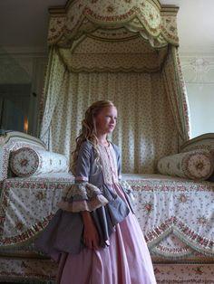 Robe sur mesure Maison de Couture Mademoiselle P