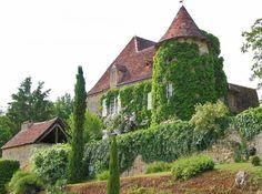 Chateau de St. Cyprien - Perigord Noir, Dordogne, Aquitaine