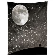 Shannon Clark Love Under The Stars Tapestry | DENY Designs Home Accessories