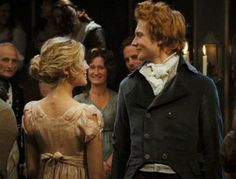 Jane and her beau....