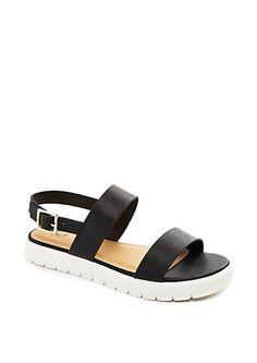 Strapped Flatform Sandal | rue21