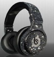 Customized Beats by Dre Headphones   Mothers Day by TheILLlines, $799.99