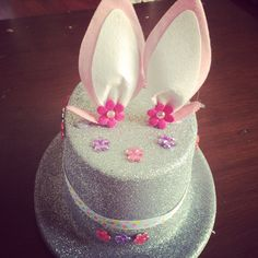 Easter hat for my girls <3