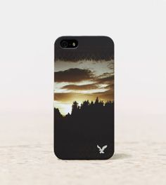 Sweet printed iPhone case. I love this design.