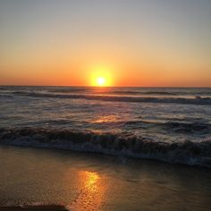 """Sunrise in Ocean City Maryland April 16, 2016. Today's Sunrise brings 'Being joyful!' William www.cooksquotes.com. Thoughts and Ideas of William W Cook YouTube Channel cooksquotes. If you enjoy, Please make a """"donation"""" on my website!"""