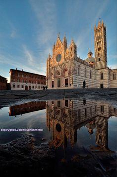 Duomo di Siena ~ Siena, Italy