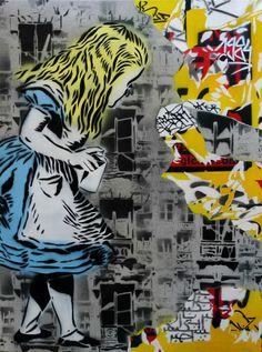 Gabri LeCabri - street art