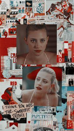 Betty Cooper Riverdale, Riverdale Cheryl, Bughead Riverdale, Riverdale Funny, Riverdale Memes, Betty Cooper Aesthetic, Riverdale Wallpaper Iphone, Cheryl Blossom Aesthetic, Camila Mendes Riverdale