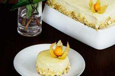 Tort cu ciocolata, nectarine și migdale Chocolate Glaze Recipes, Mousse, Caramel, Cheesecake, Desserts, Food, Pies, Sweets, Sticky Toffee