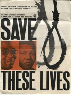 Many of us who were active in the international anti-apartheid movement are recalling our shared history as we reflect on Nelson Mandela's passing. Here are some of our favorite graphic images from… Art Deco Posters, Poster Prints, Cover Design, African National Congress, South Afrika, Political Prisoners, Cultural Appropriation, Apartheid, Nelson Mandela