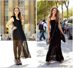 A saia transparente já conquistou as fashionistas e apostamos que irá conquistar…
