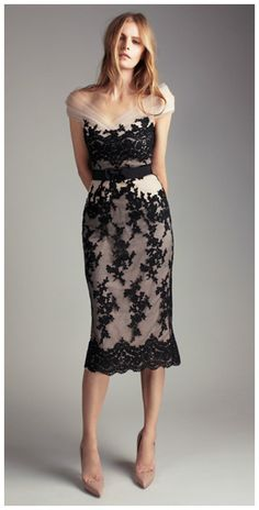 This has potential to be the dress I wear to the gala James Bond takes me to in France so we can destroy the evil mastermind's plot to take over the world. Could I fit a gun in there?