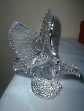 Gorgeous Waterford Crystal Eagle - $49.99