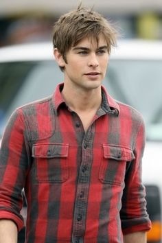 Chace Crawford, this man is Christian Gray!.....never thought that but now you have yes yes young but yes