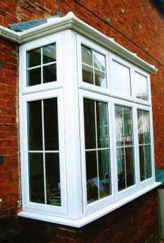 Modern bay window | Window Design Ideas | Pinterest | Window ...