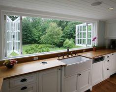 Garden Windows for Kitchen #Kitchen windows over sink